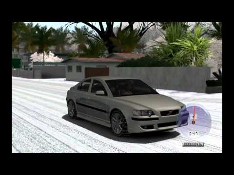 Volvo S60 R-Design (2010) - Snow Tyre Chains - TDU by rubie38