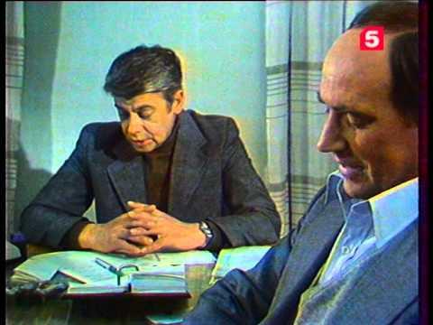 Следы остаются, 2-я серия (заключит.). ЛенТВ, 1982 г.