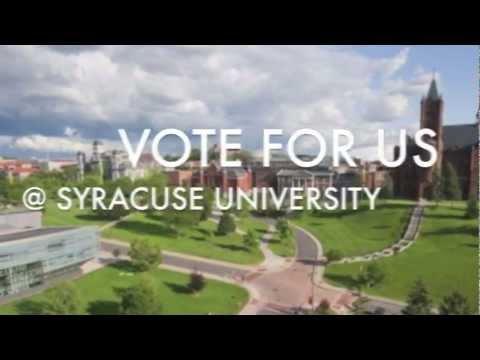 IntroAmerica @ Syracuse University - (Orange Tour) Show Your College Video Contest