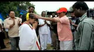 Nayana Tara Emotional On Last Day Shooting | Sri Rama Rajyam Making Scenes