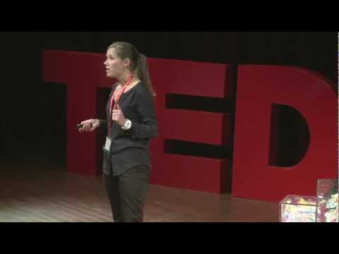Revolutionizing Female Empowerment: Natalie Panek at TEDxYouth@Toronto