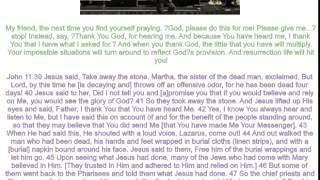 Joseph Prince See The Miraculous When You Give Thanks 6 19 2014 AVI
