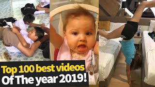 Top 100 Best Viral Videos of the Year 2019!