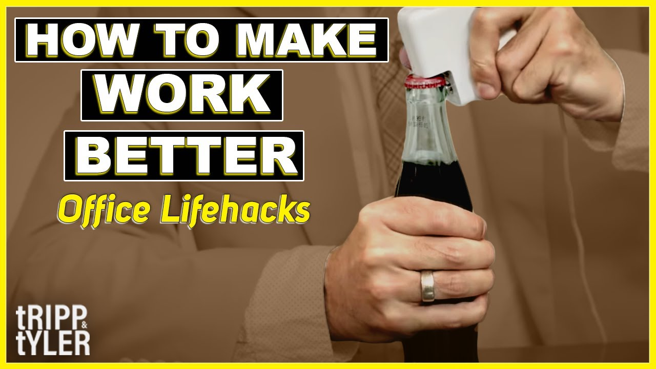 How to Make Work Better