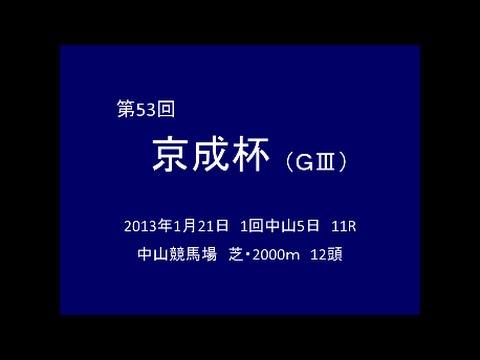2013年 第53回 京成杯(GⅢ) フェイムゲーム