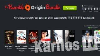 Battlefield 3 i inne gry za GROSZE z Humble Bundle!