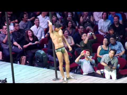 TOM RODRIGUEZ AND DENNIS TRILLO BENCH #NAKED TRUTH