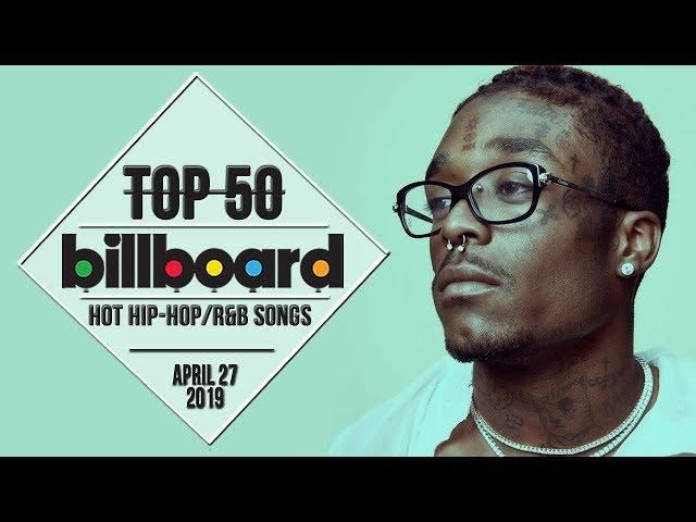 Top 50 • US Hip-Hop/R&B Songs • April 27, 2019   Billboard-Charts