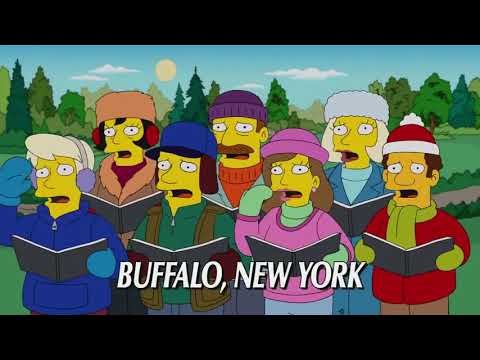The Simpsons – White Christmas Blues – Animation Cartoons Movie – Simpson clip2 MP3