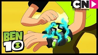 Ben 10 Deutsch | Der neue Alien Teil 2 | Cartoon Network
