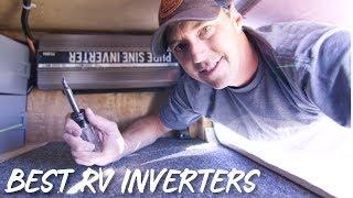 Best Inverter For An RV/Inverter Installation Options!