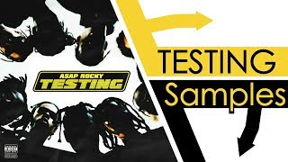 Every Sample From Asap Rocky 39 S Testing