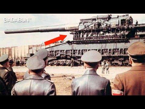 Las 8 Armas más raras de la historia