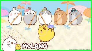 Molang - The Keys | Cartoon for kids