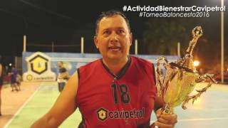VIDEO TORNEO BALONCESTO CAVIPETROL