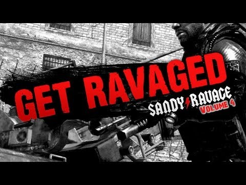 Get Ravaged Vol. 4