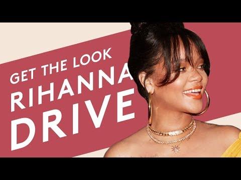 Get the look Rihanna Barbados
