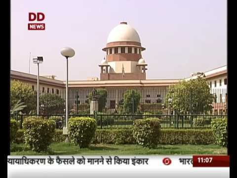 SC directs status quo ante in Arunahcal effective 15 December, 2015 (Hindi)