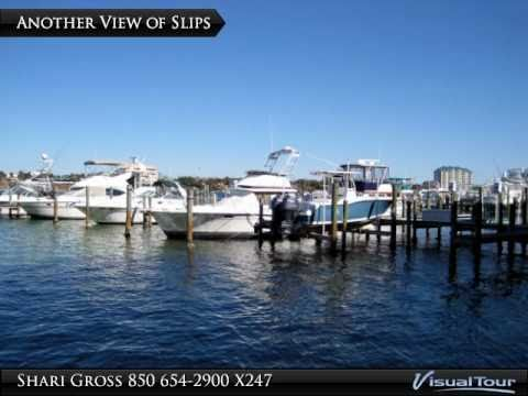 Condo with Boat Slip at Destin Harbor Resort For Sale