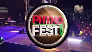 PHYNO's full perfomance at PHYNOFEST 2017