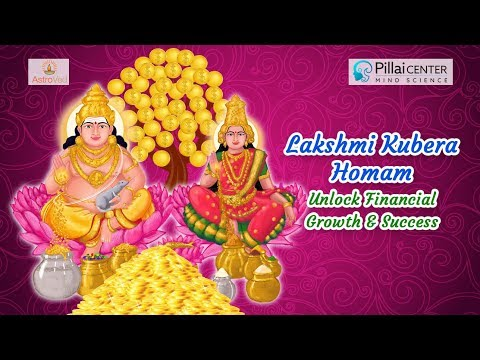 Lakshmi Kubera Homa - Part 1 video