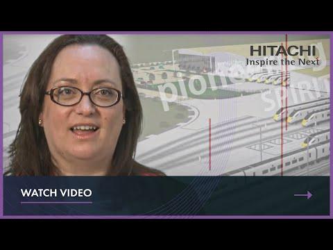 Hitachi Rail Europe - Newton Aycliffe Recruitment Film - February 2015
