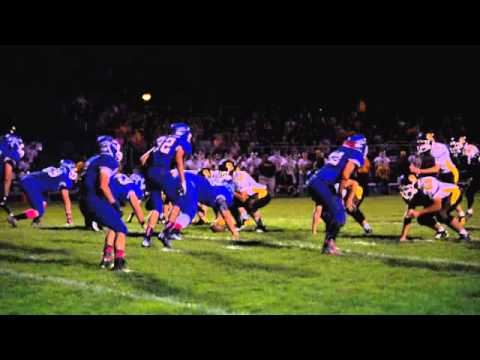 Chippewa vs Waynedale High School Football 2013