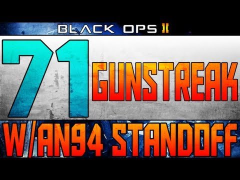 BO2: 71 Gunstreak On Standoff HardpointMy Highest Gunstreak