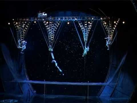Flying Trapeze by Aleksander Simonov