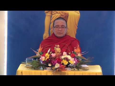 Tu Theo Phật - giảng tại Sydney - Úc Châu 06/2016