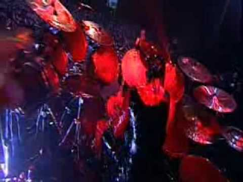 Slayer - Raining Blood(raining blood in REALITY!!!)