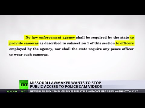 Access Denied: Missouri bill to bar public access to police body cam videos
