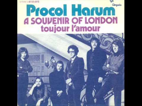Procol Harum - Souvenir of London (1973)
