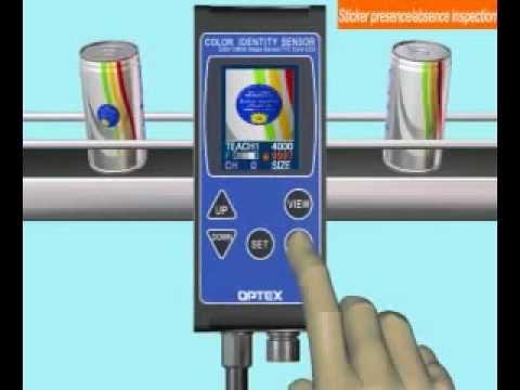 sensor CVS1 de optex-Fa