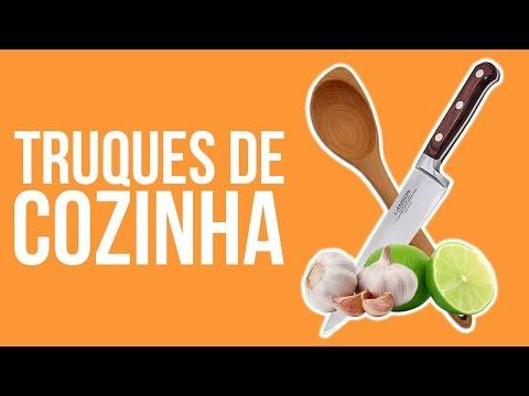 10 DICAS DE COZINHA | 10QualquerCoisa