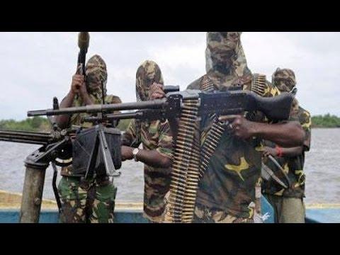 Boko Haram Militants Attacking Cameroon Border Town