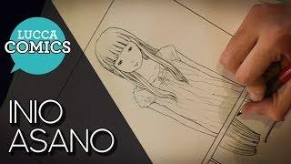 [Lucca Comics] Showcase 2013: Inio Asano