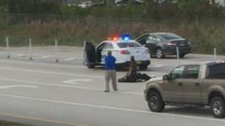 Concealed Carrier Saves Cop From Attacker