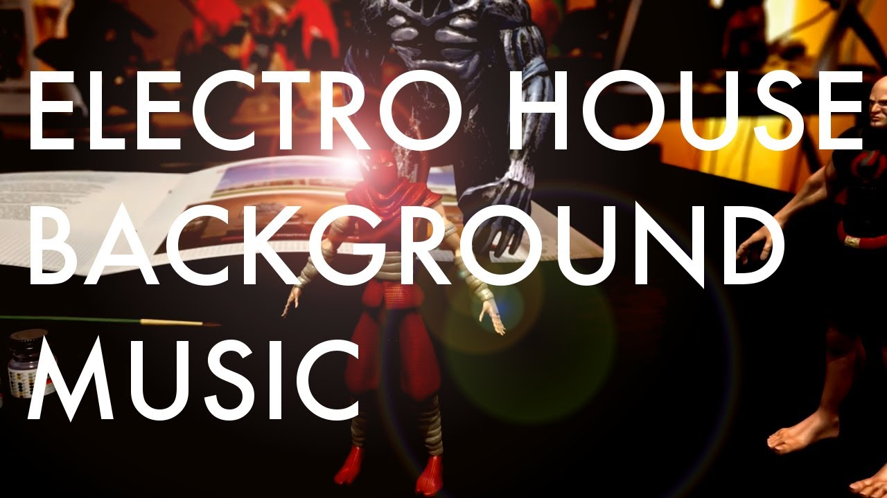 Electro house background music video electro by alumo for House music pop