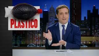 GREG NEWS com Gregório Duvivier | PLÁSTICO