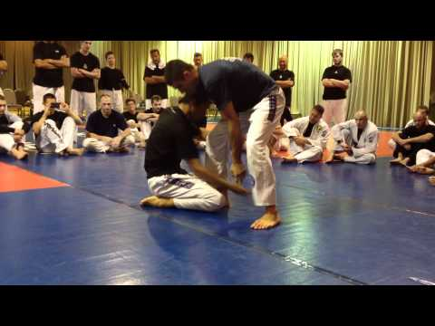 Ryron and Rener Gracie Flow Rolling in Florida
