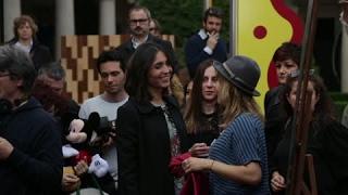 Al Fuorisalone il primo Mickey Mouse Art Show: ospite Caterina Balivo