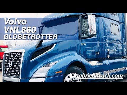 Volvo VNL860 Sleeper GLOBETROTTER