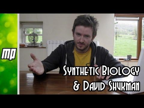 David Shukman (BBC Science Editor) - Synthetic Biology