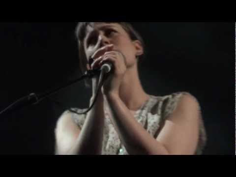 Efterklang - Sedna - Royal Albert Hall London - 28.03.13