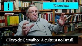 O Antagonista entrevista Olavo de Carvalho –Íntegra: A cultura no Brasil