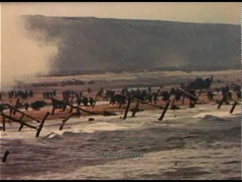 D Day In Color 1944 D-day in Color! N...