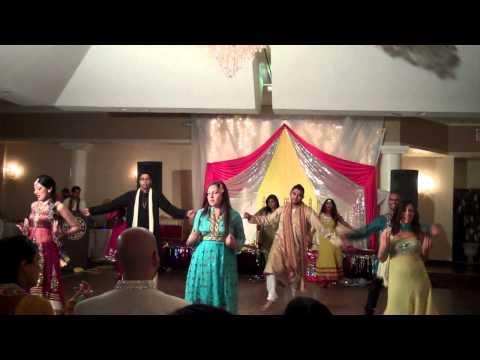 Marjani Mehndi Performance
