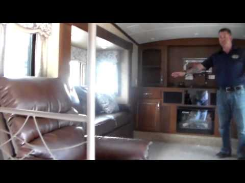 2015 Forest River Cedar Creek 38FL 5th Wheel Trailer