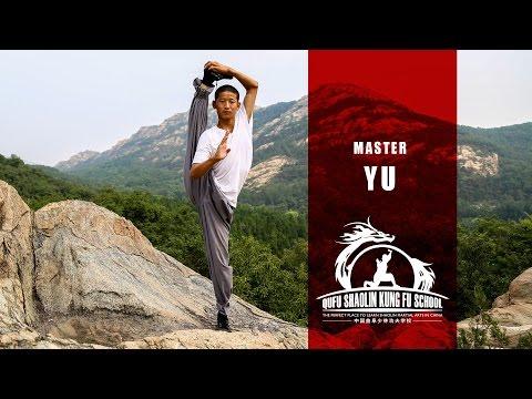 Master Yu - Learn Shaolin Kung Fu in China